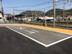 「川之江駅」バス停留所