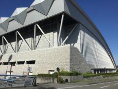 体育センター体育館