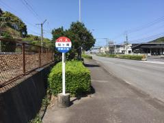 「仙ケ崎」バス停留所