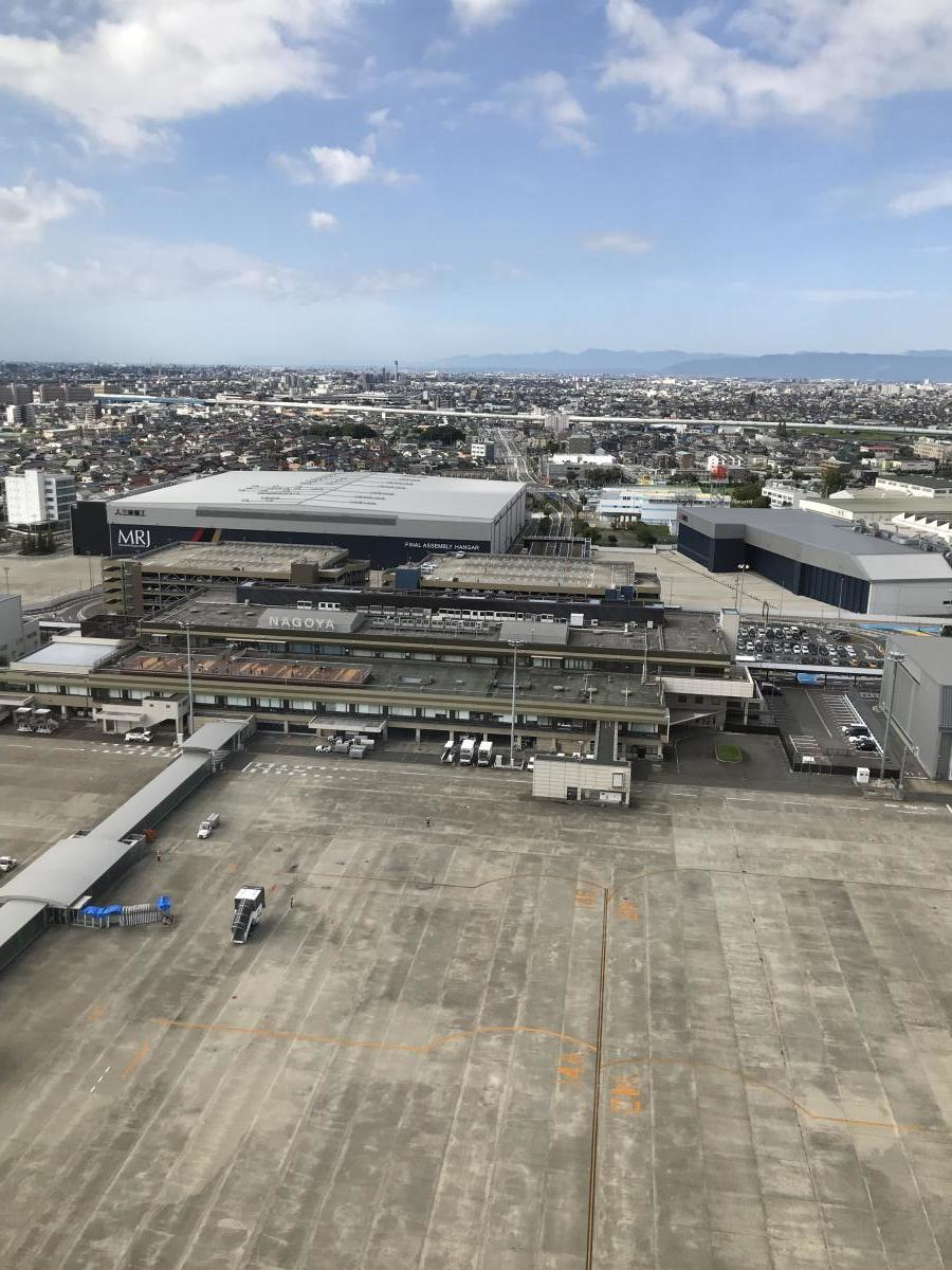 名古屋飛行場(県営名古屋空港)