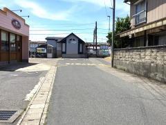 越後石山駅