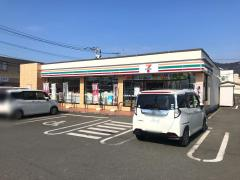 セブンイレブン 熊本城山下代町店