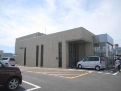 徳島銀行阿北支店