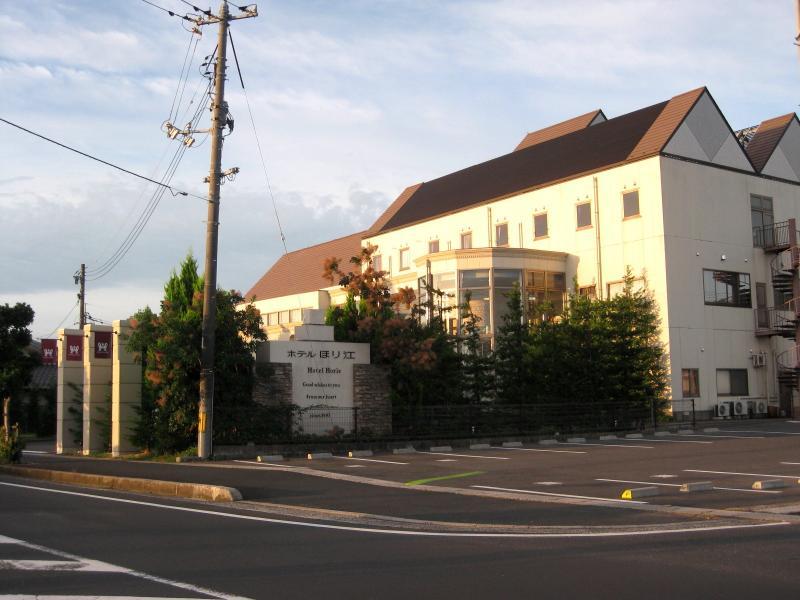 ホテルほり江