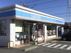 ローソン 四国中央金生町下分店
