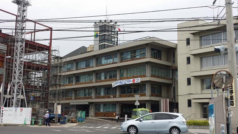 観音寺市役所