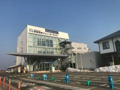 青森フェリーターミナル
