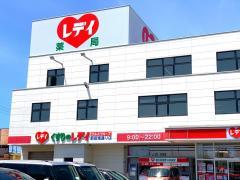 レデイ薬局南江戸店