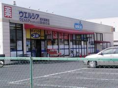 ウエルシア 栃木藤岡店