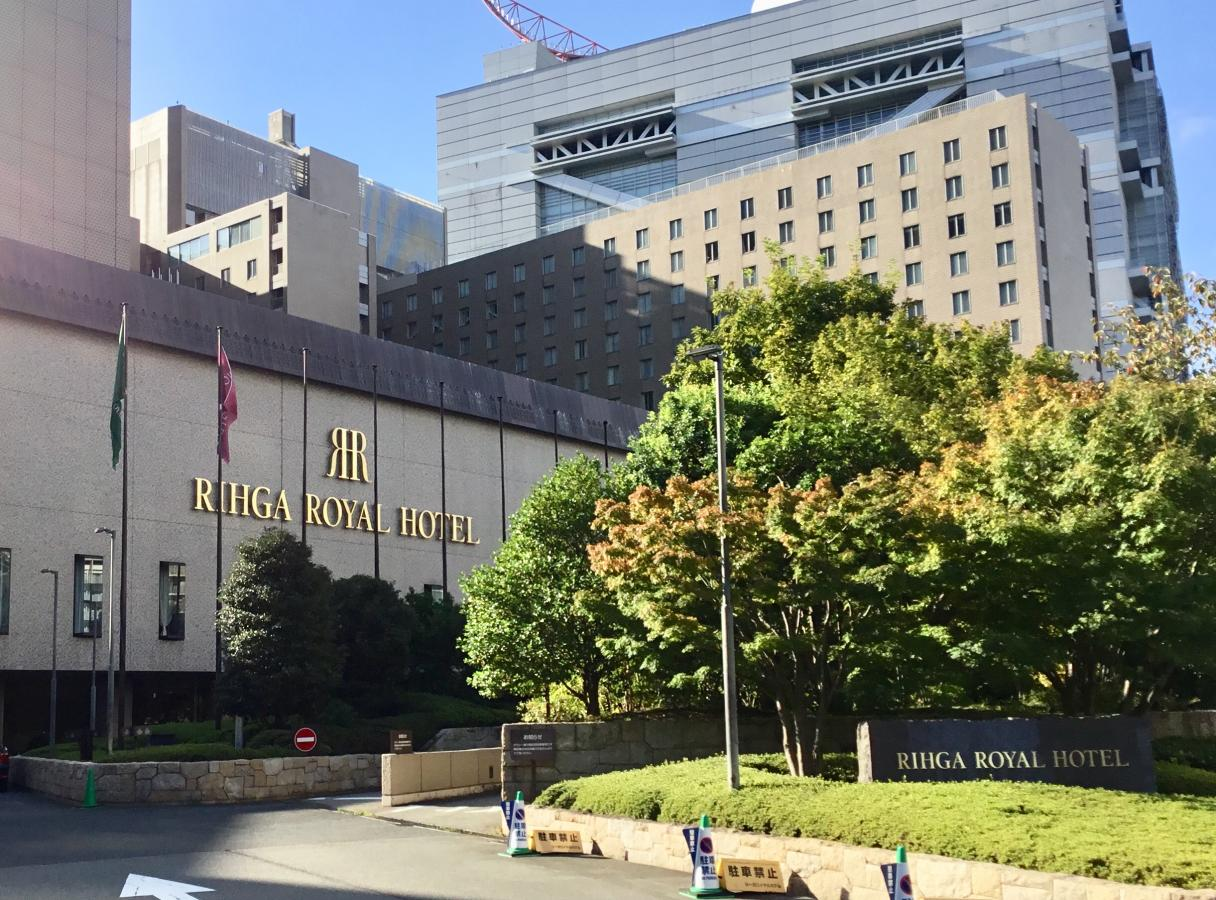 リーガロイヤルホテル(大阪市北区)