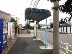「城南島四丁目」バス停留所