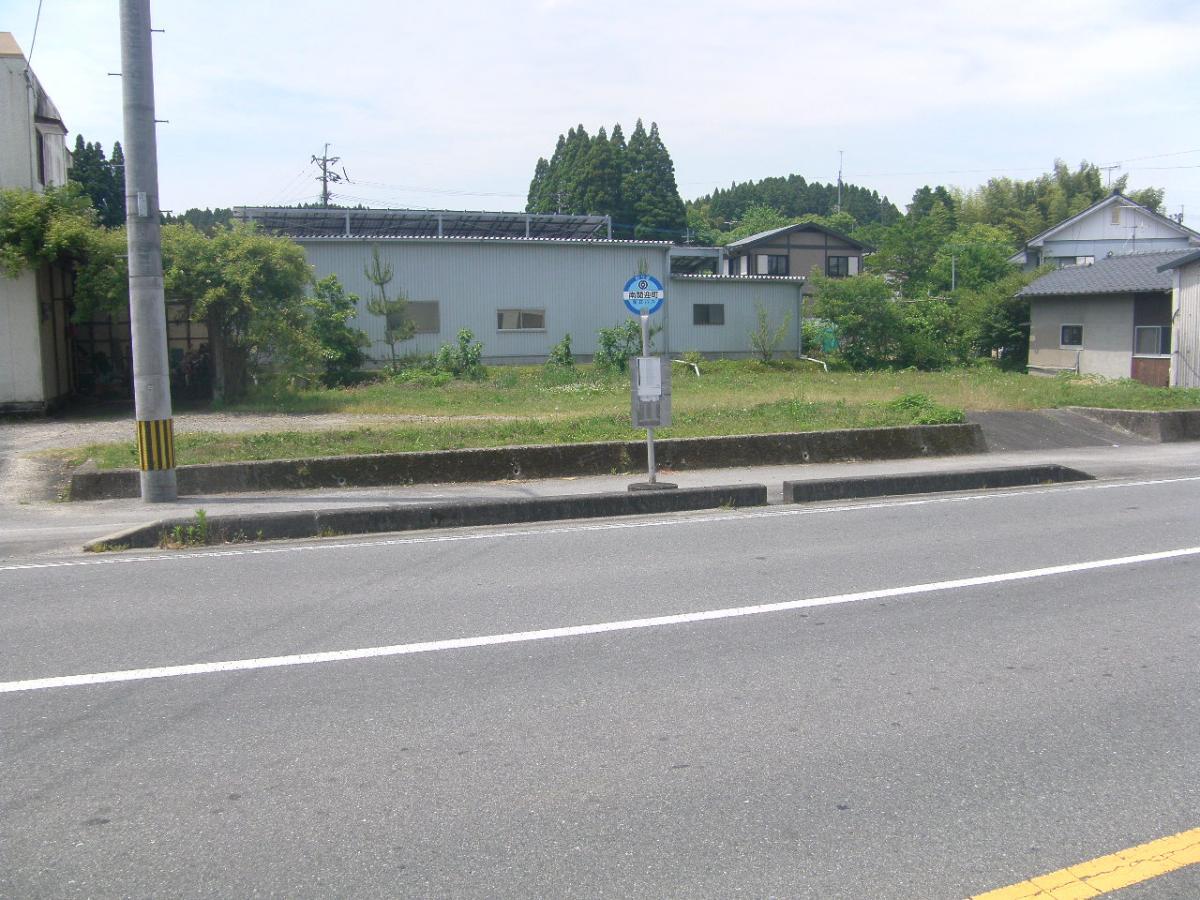 「南関迎町」バス停留所
