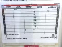 「中野住宅前」バス停留所