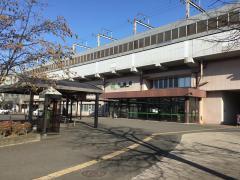 「千歳駅前」バス停留所