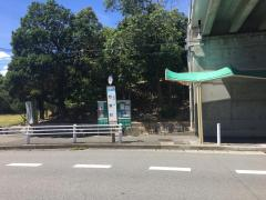 「若葉町」バス停留所