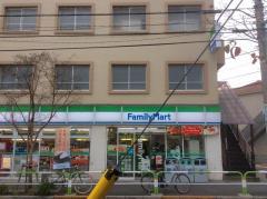 ファミリーマート 滝野川一丁目店