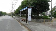 「香澄公園」バス停留所