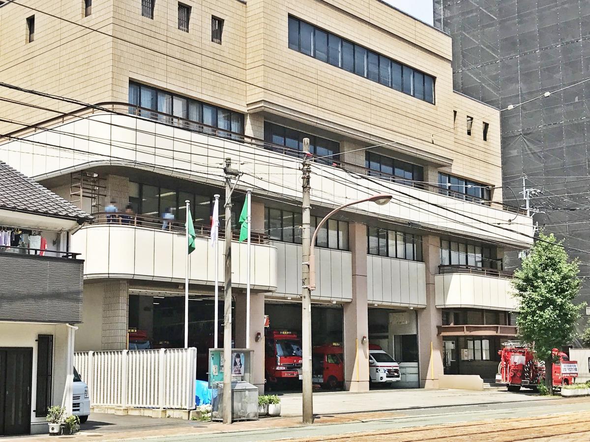 税務署 熊本 西