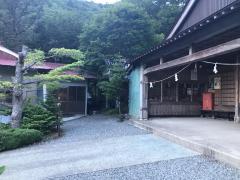 剣神社簡易宿泊所