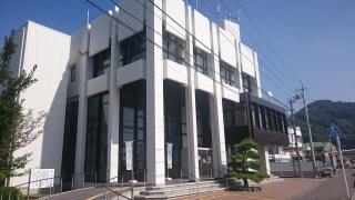 松山市役所・中島支所
