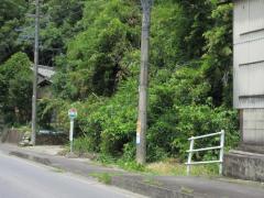 「川尻」バス停留所