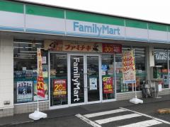 ファミリーマート 加茂川東海村松店