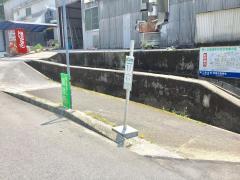「緑ケ丘団地」バス停留所