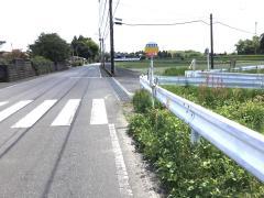 「上ノ馬場」バス停留所