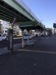 「東郊通三丁目」バス停留所
