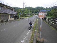 「葛藤」バス停留所