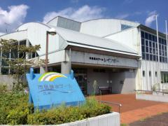 津山市久米総合文化運動公園市民プールレインボー