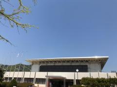 皇子が丘公園体育館