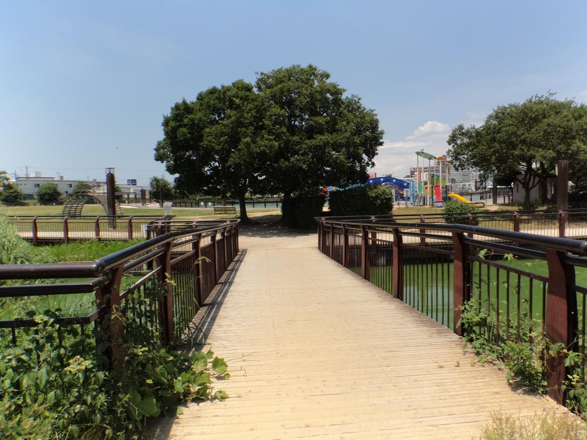 向ケ丘公園 大阪府堺市西区