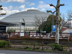 岐阜メモリアルセンターで愛ドーム