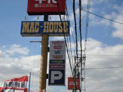 マックハウス天理店