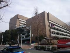 八王子市役所