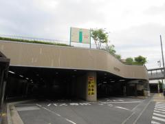 「上安駅」バス停留所