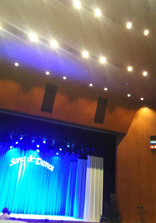 上野学園ホール キャパ