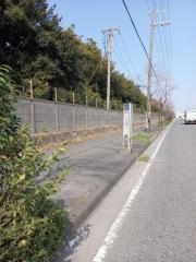 「築港新町中一丁」バス停留所