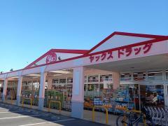 ヤックスドラッグ江戸崎店
