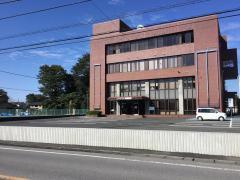 古河市役所・本庁舎