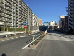 枝川出口(IC)