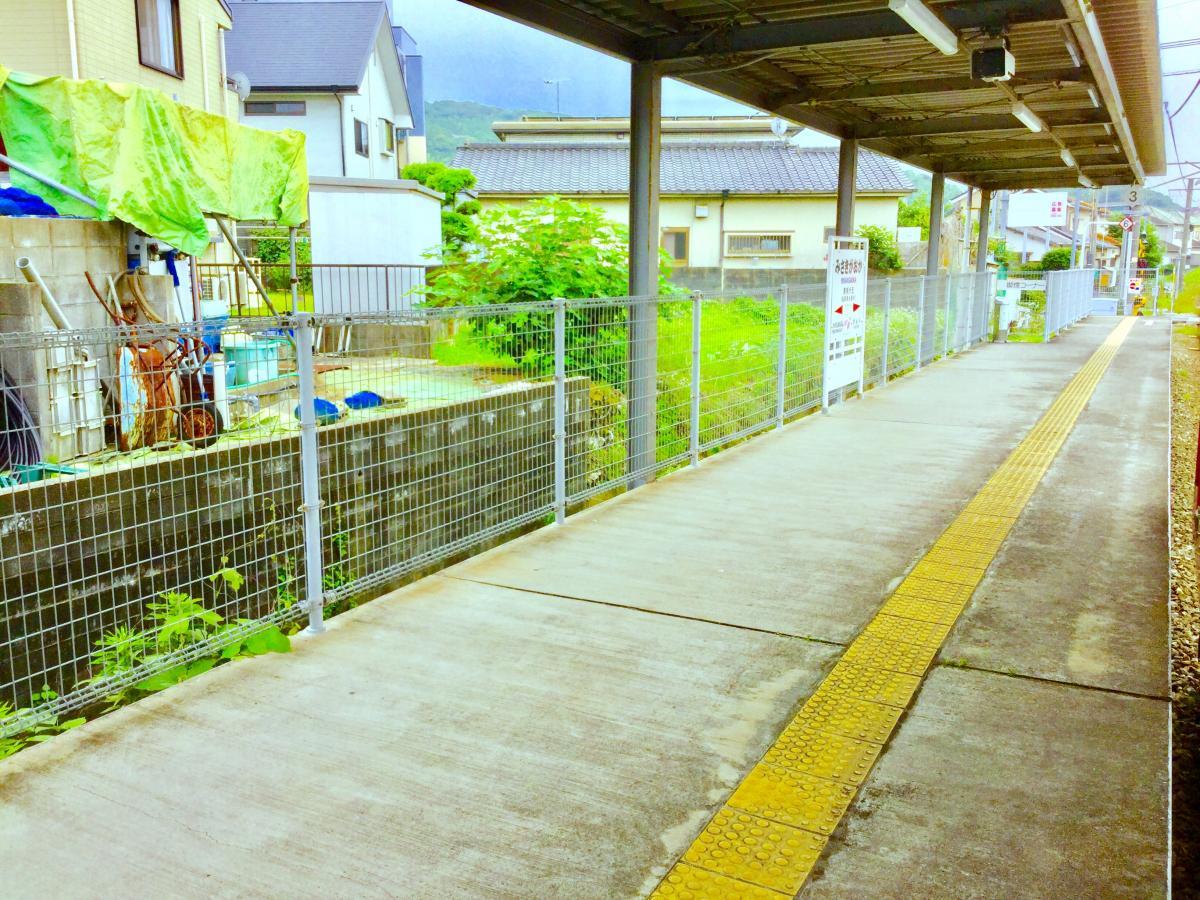 加布里駅 福岡県糸島市