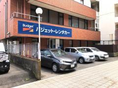 バジェットレンタカー福井駅東口店