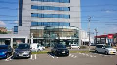 Fukui BMWモトーレン福井本社ショールーム