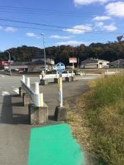 「坂元(加西市)」バス停留所
