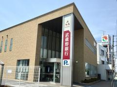 武蔵野銀行朝霞支店
