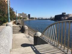 潮鶴橋水際緑道