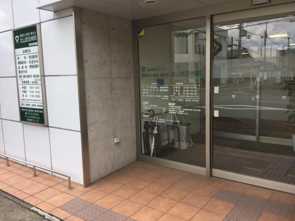 武田 病院 北山