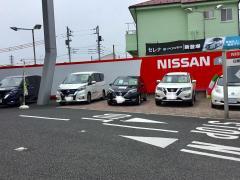 日産サティオ埼玉草加店